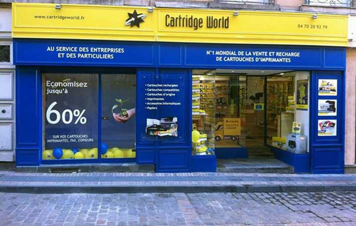 Cartridge World franchise for sale