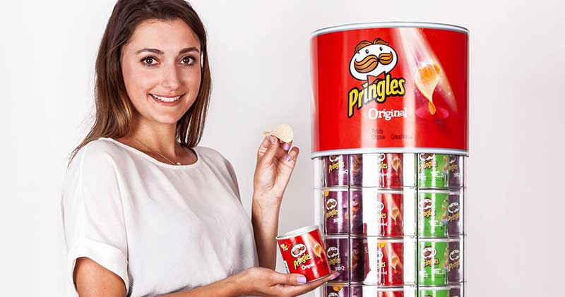 Pringles Vending Business franchise