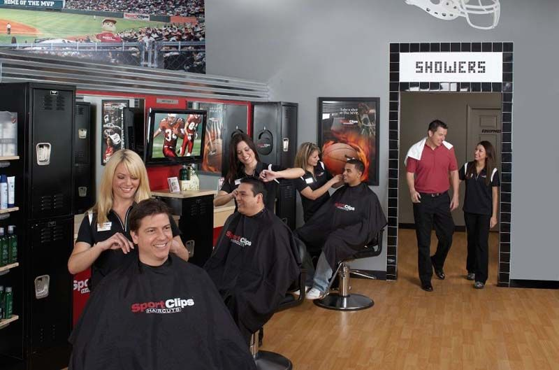 Sport Clips Franchise Opportunities