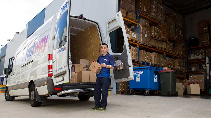 Fastway Couriers Canada franchise