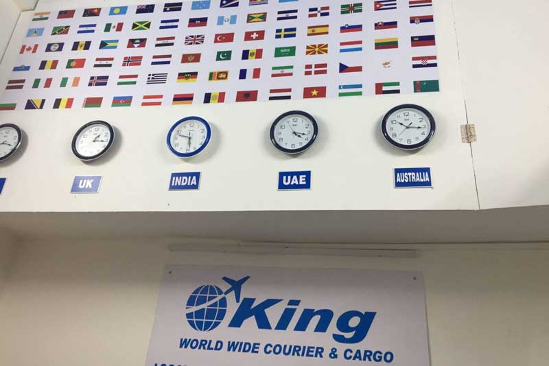 King Worldwide Courier & Logistics franchise
