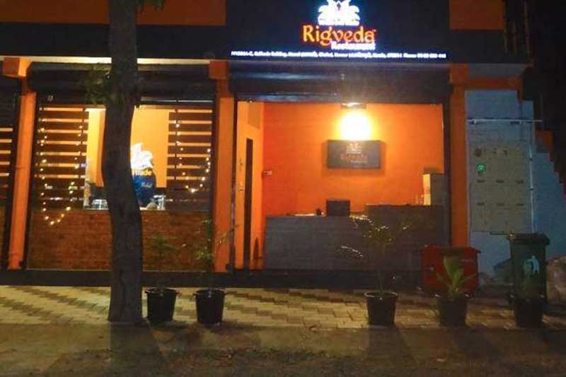 Virtue and Trade Rigveda Restaurant franchise
