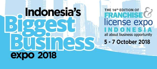 Indonesia hosts 2018 Franchise & License Expo