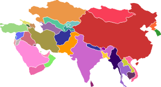 franchises in Asia