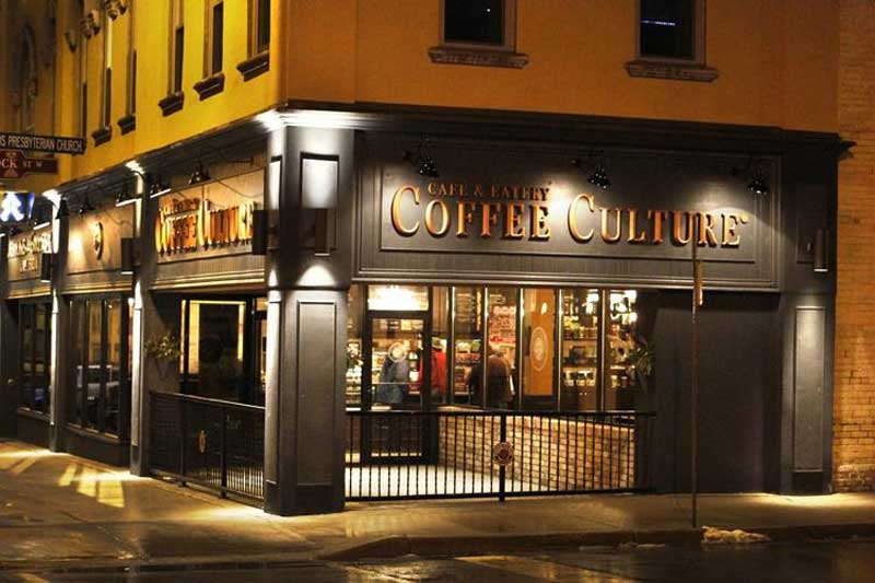 Coffee Culture Cafe & Eatery franchise
