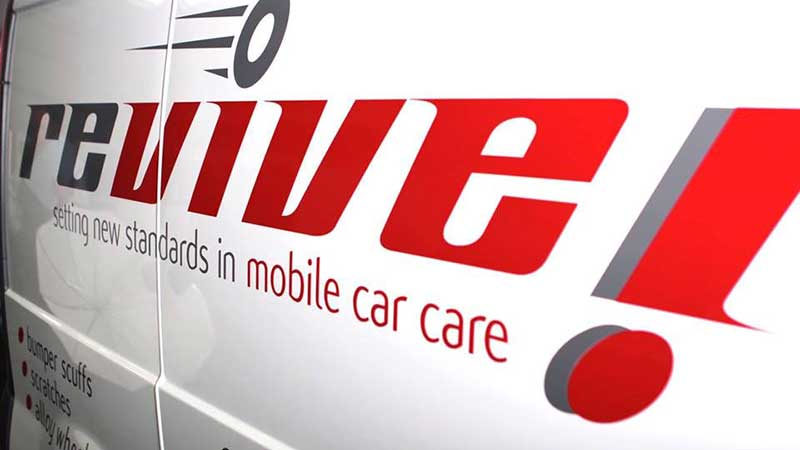 Revive! Auto Innovation franchise