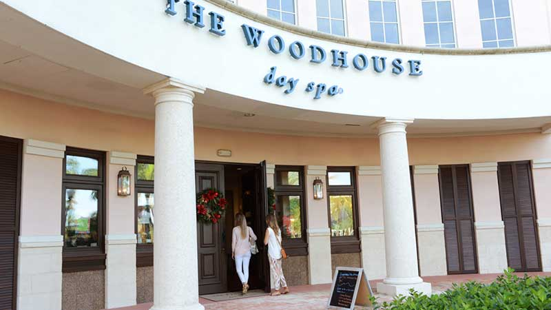 The Woodhouse Day Spa franchise