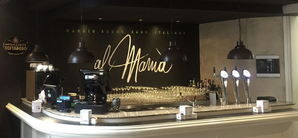 Franchise opportunities - al Mamà Bistrot