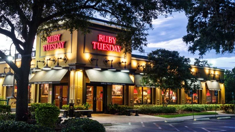 Ruby Tuesday Franchise