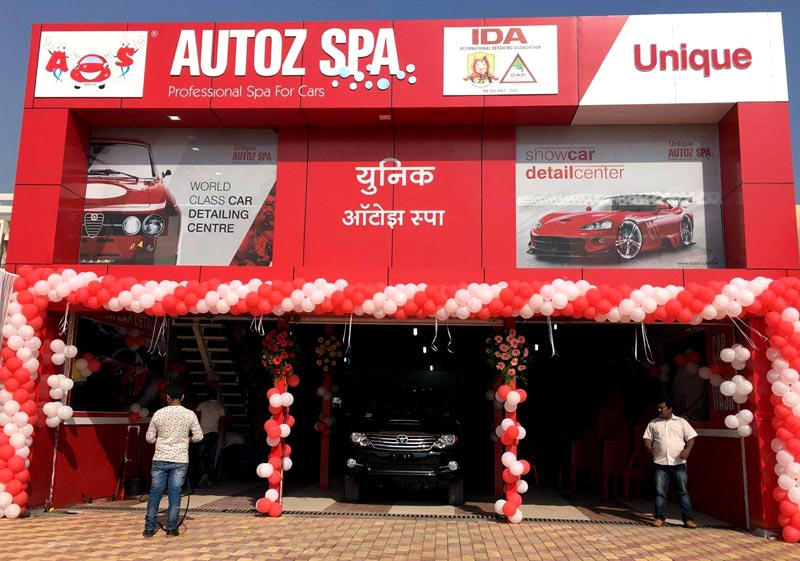 top 7 car wash franchise in India 2019