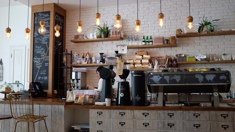 best cafe franchises in Indonesia