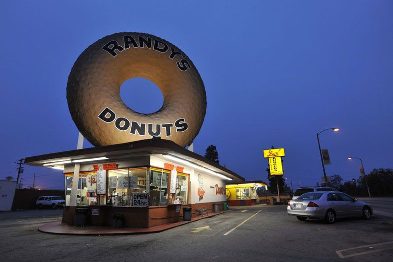 Randy's Donuts Franchise