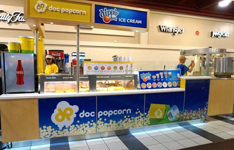 Doc Popcorn Franchise