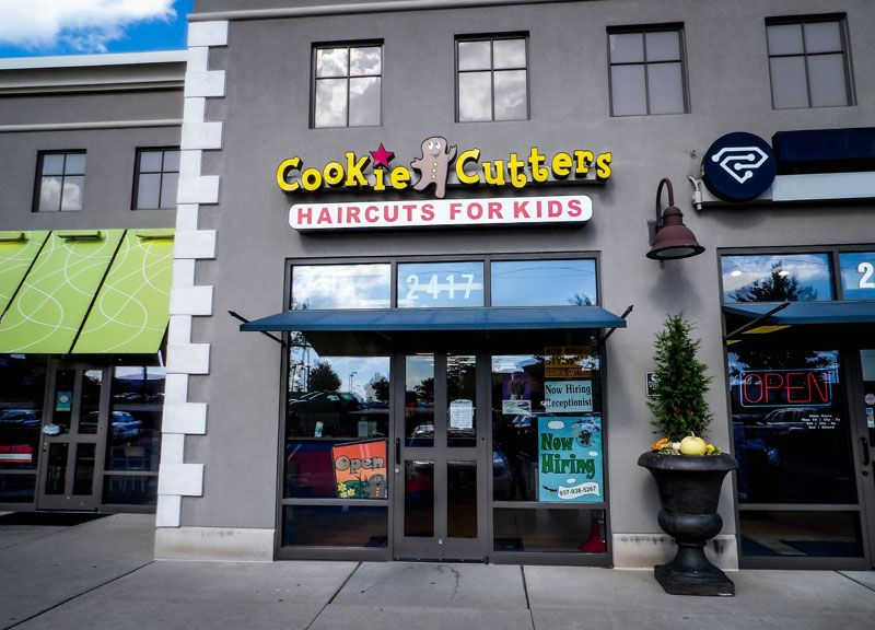 Cookie Cutters Haircuts for Kids Franchise