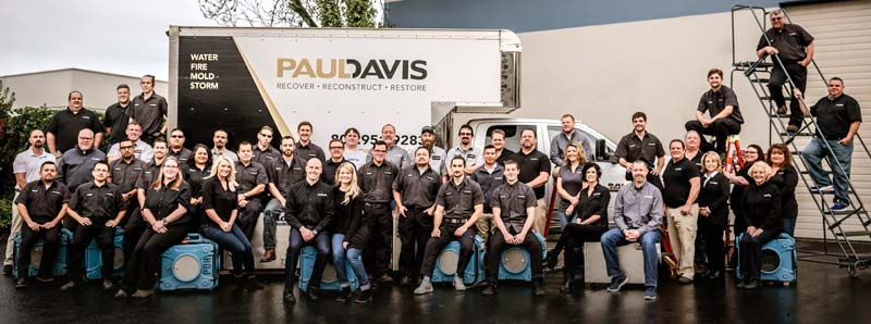 Paul Davis Restoration Franchise
