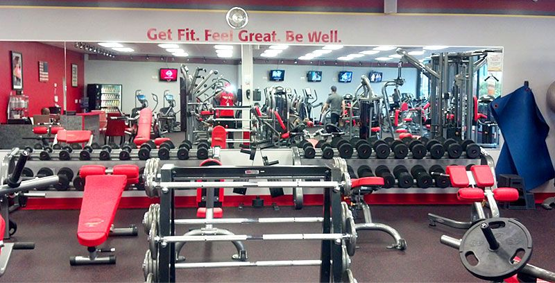 Gym Franchise Opportunities - The Camp Transformation Center Fitness Franchises