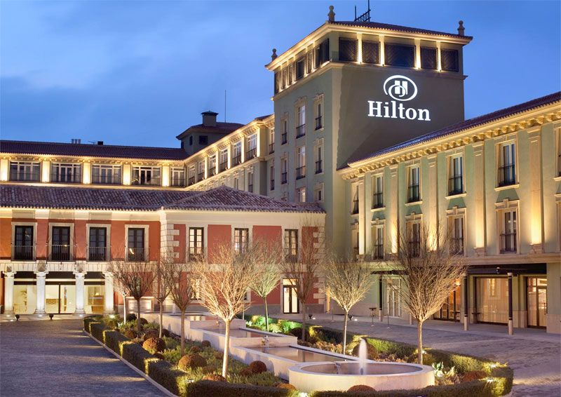 Hilton Hotels and Resorts Franchise