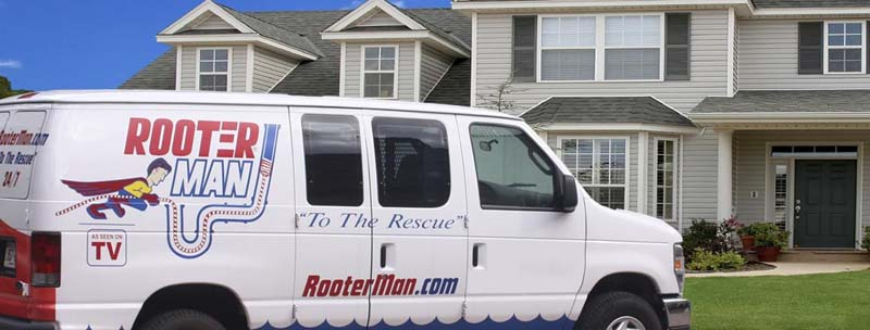 Rooter-Man Plumbing & Drain Cleaning Franchise