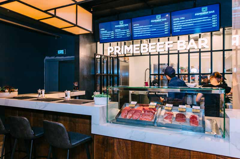 fastest growing franchise - PRIMEBEEF BAR Franchise