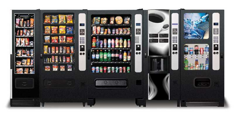 Best Vending Machine Franchise Businesses in Canada
