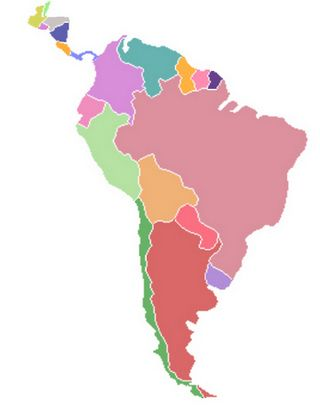 franchises in South and Central America