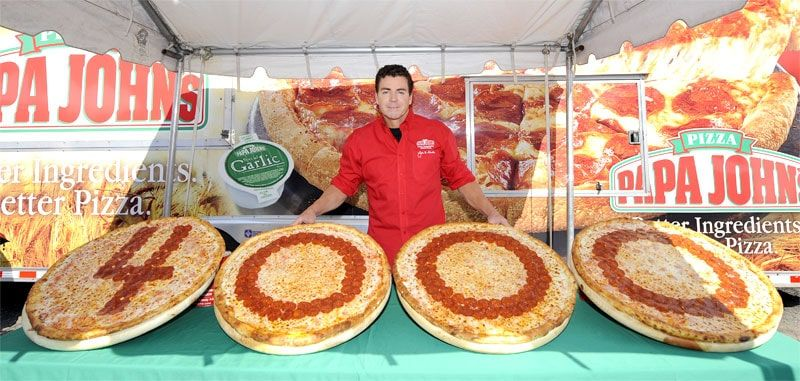 Papa John's Pizza Restaurant Franchise