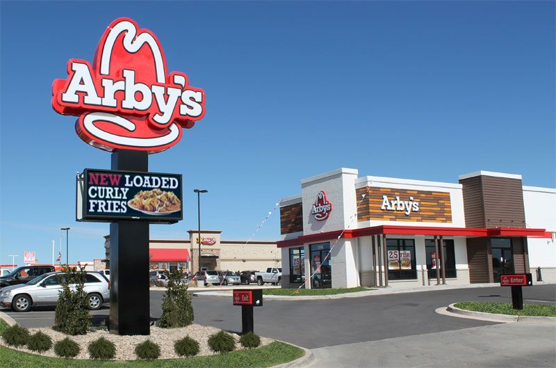 Arby's Sandwich Shop Franchise
