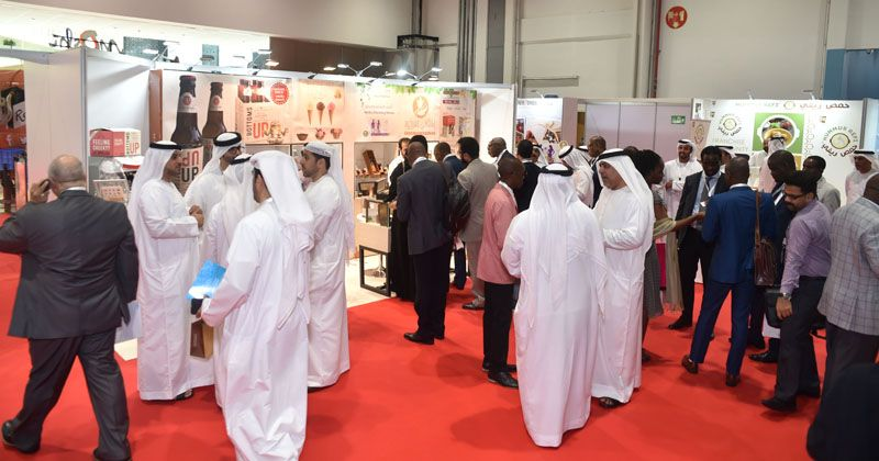 October International  Franchise Exhibition in UAE