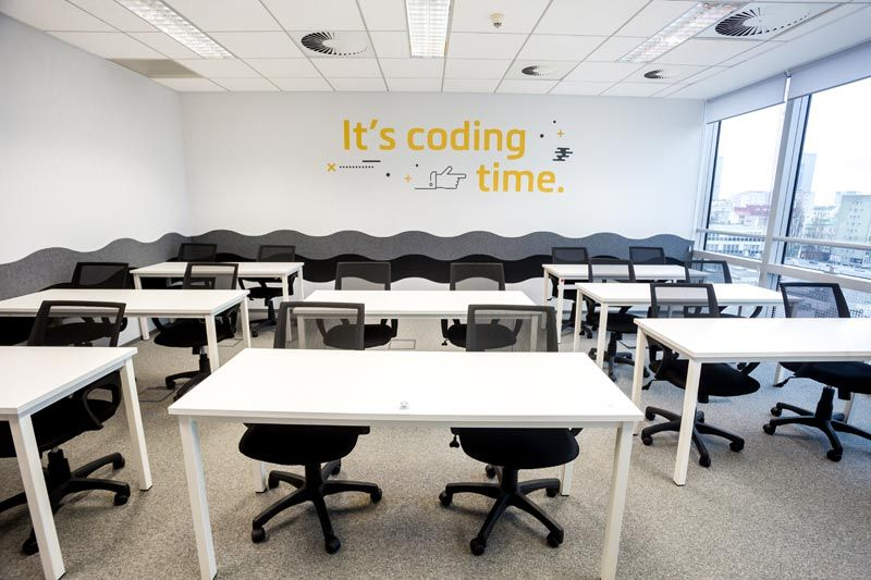 Coders Lab franchise for sale