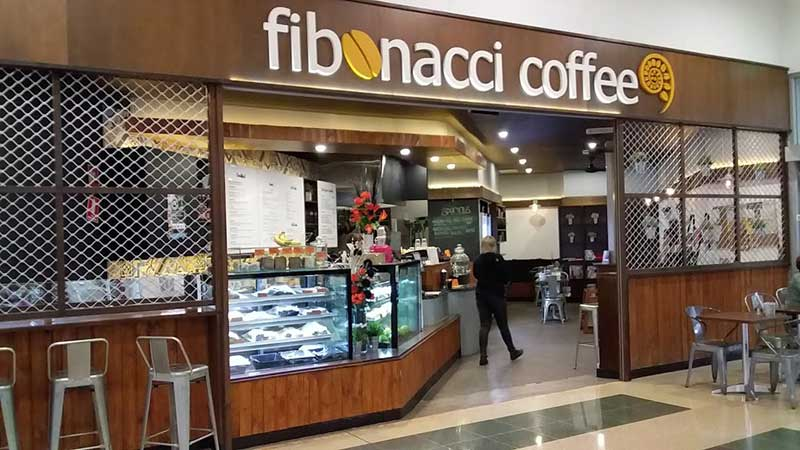 Fibonacci Coffee franchise