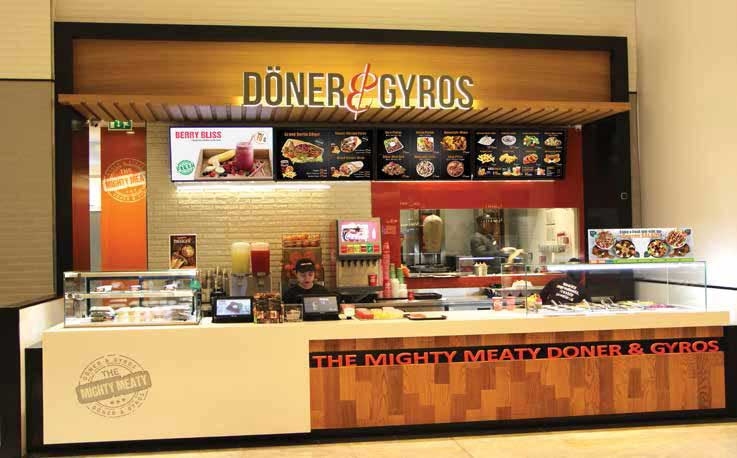 best franchise to own - Döner & Gyros Franchise