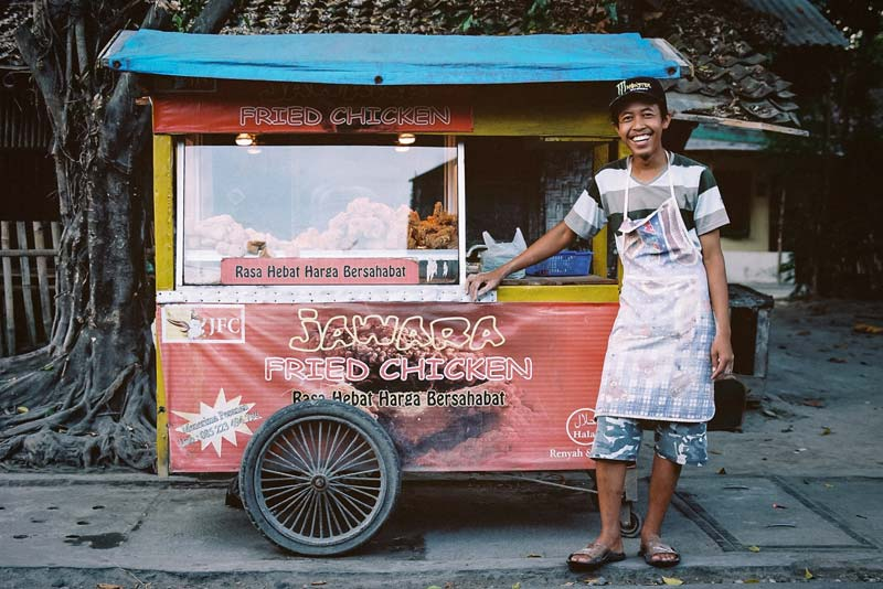 TOP 10 Fried Chicken Franchise Business Opportunities in Indonesia in 2020
