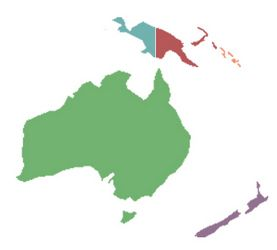 franchises in Australia and Oceania