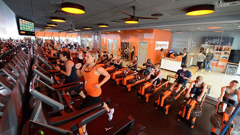 Orangetheory Fitness franchise