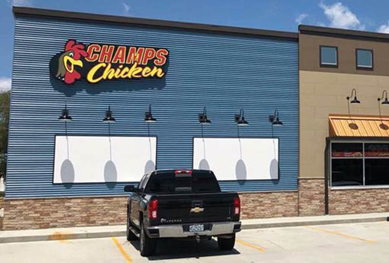 Champs Chicken Franchise