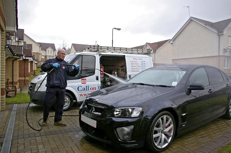 Mobile Car Valeting franchise