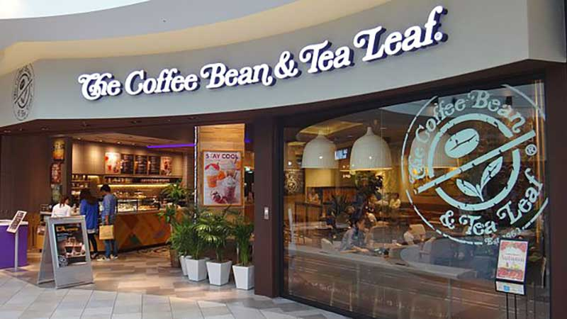 The Coffee Bean and Tea Leaf franchise