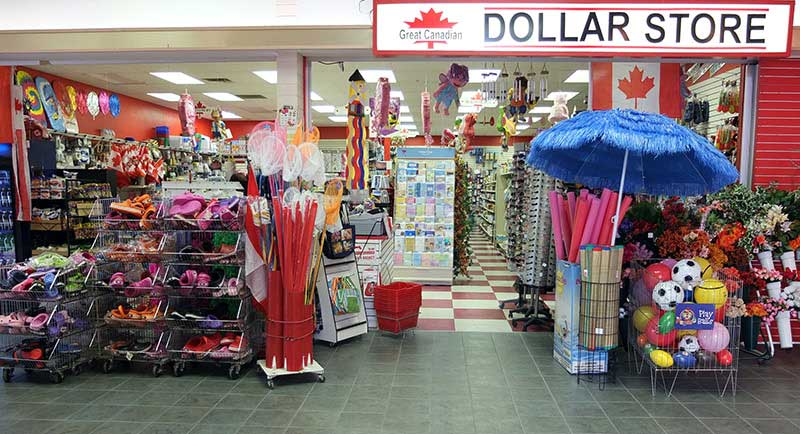 Great Canadian Dollar Store franchise