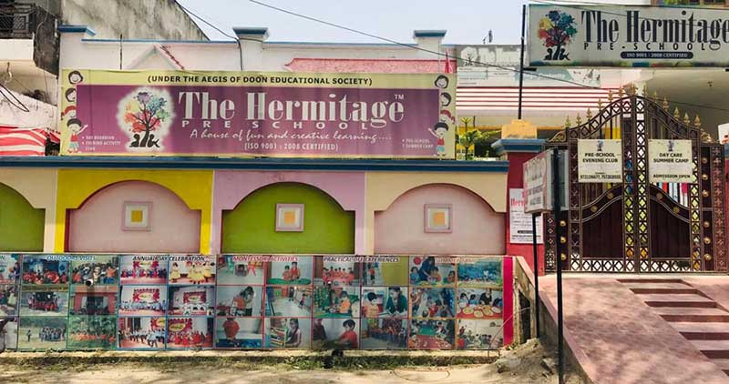 The Hermitage Pre-School franchise