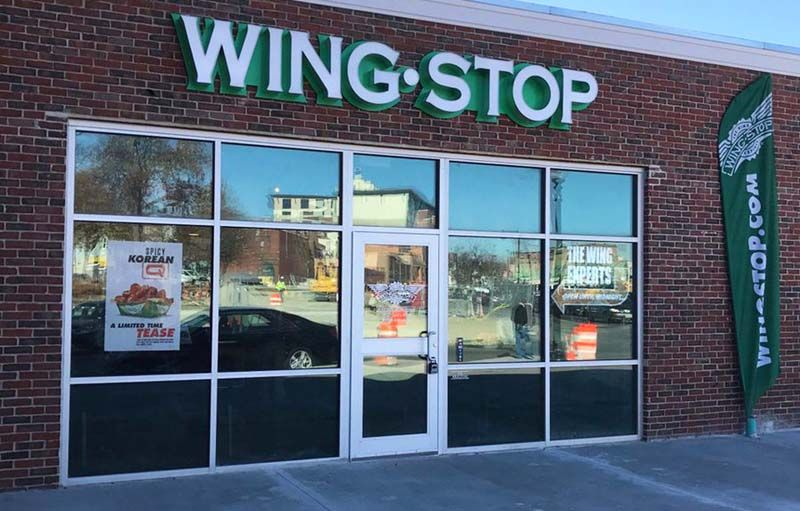 Wingstop Franchise Opportunities