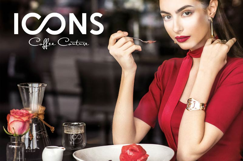 ICONS Coffee Couture franchise cost
