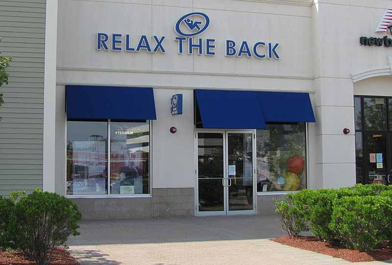 Relax The Back Franchise