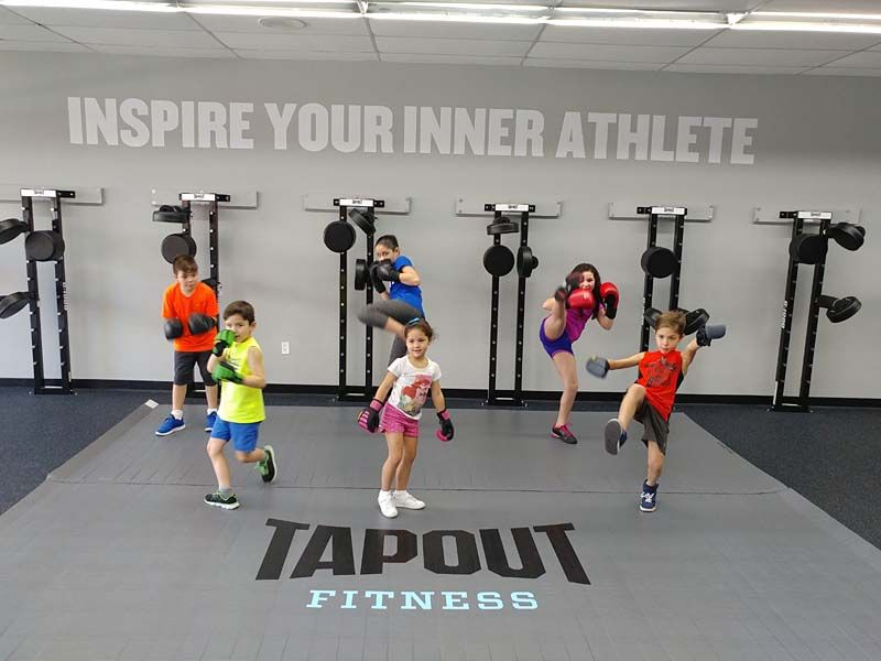 open a Tapout Fitness franchise