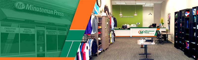 Minuteman Press Printing Franchise