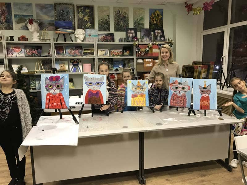 most profitable franchise to open - Galevich Art School Franchise