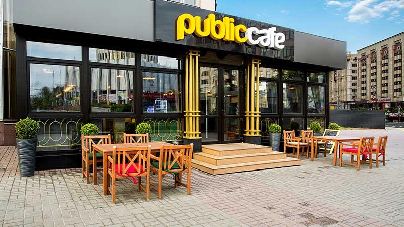 Public Cafe franchise