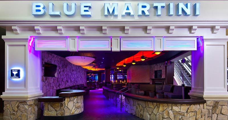Blue Martini Franchise