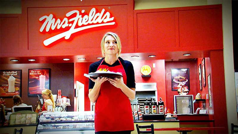 Mrs. Fields franchise