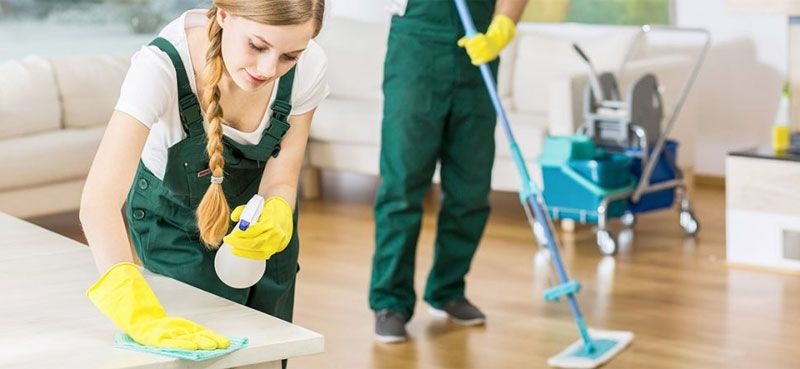 Top 10 Popular Cleaning Franchises