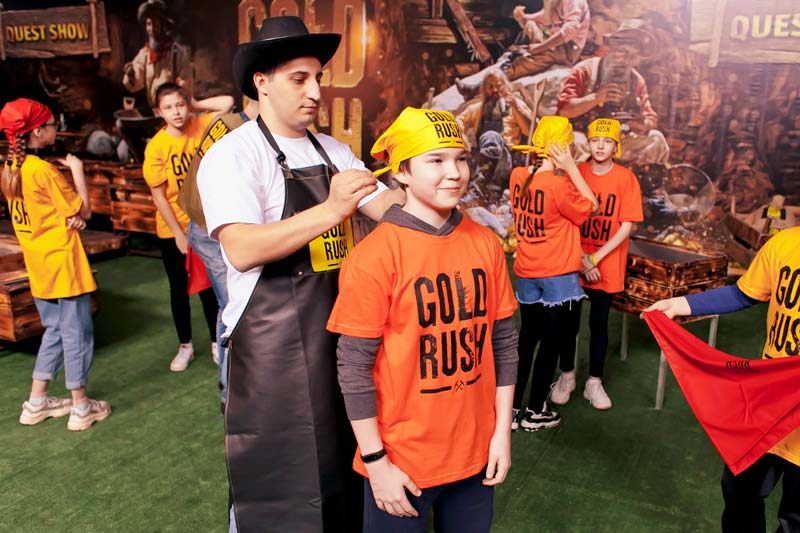 best franchise to own - Gold Rush Franchise